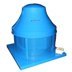 FTR Type Horizantal Roof Fans-Motor out of
